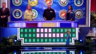 Wheel of Fortune 2/8/12: Double car win!