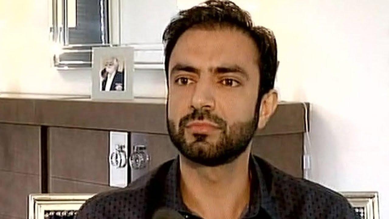 baloch leader seeks india - 720×576