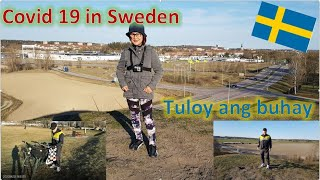 Covid 19 in Sweden tuloy ang buhay # Vlog # 79
