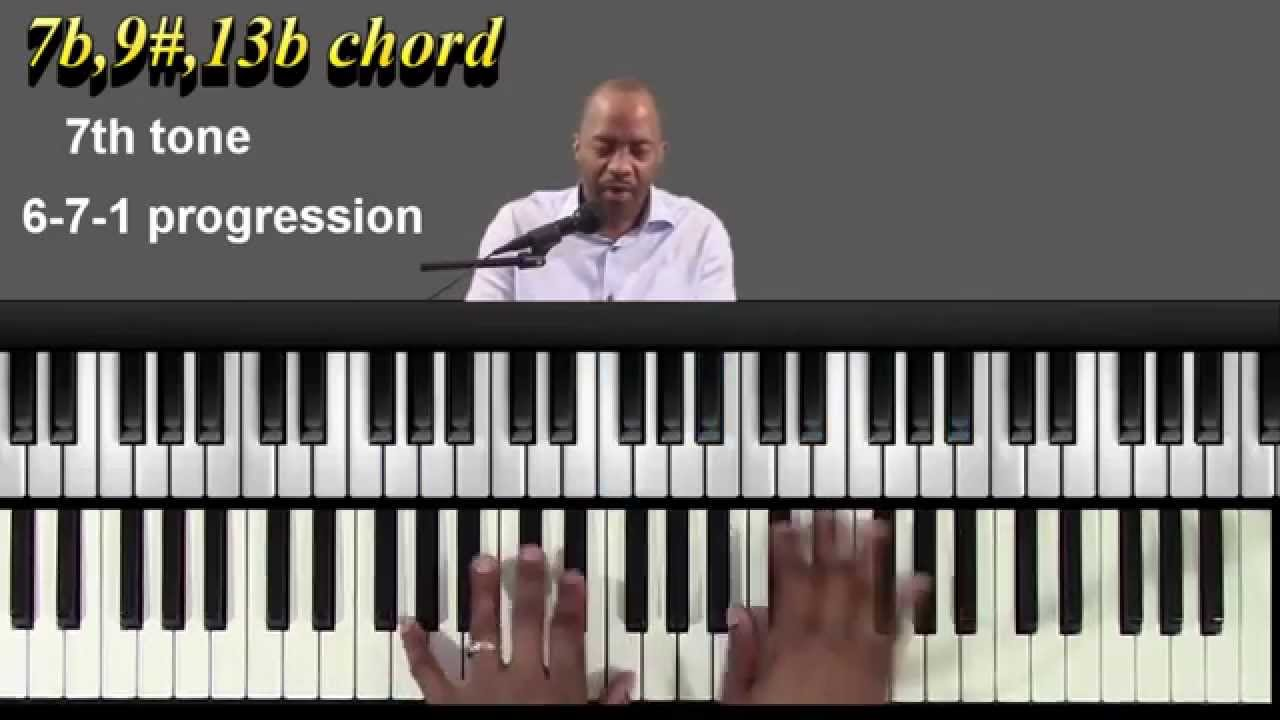 Gospel piano chords gospel piano lessons youtube hexwebz Image collections