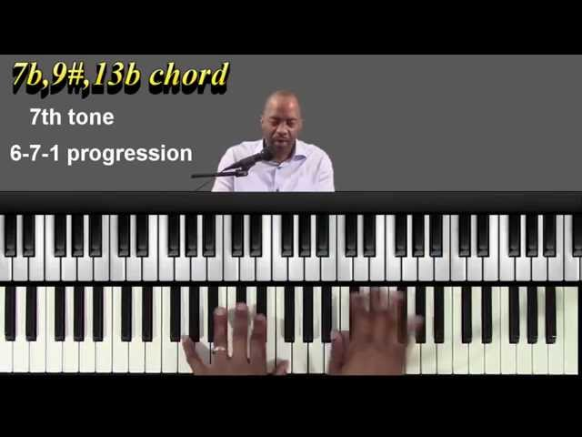 Piano piano chords for gospel songs : Gospel piano chords- Gospel piano lessons - YouTube