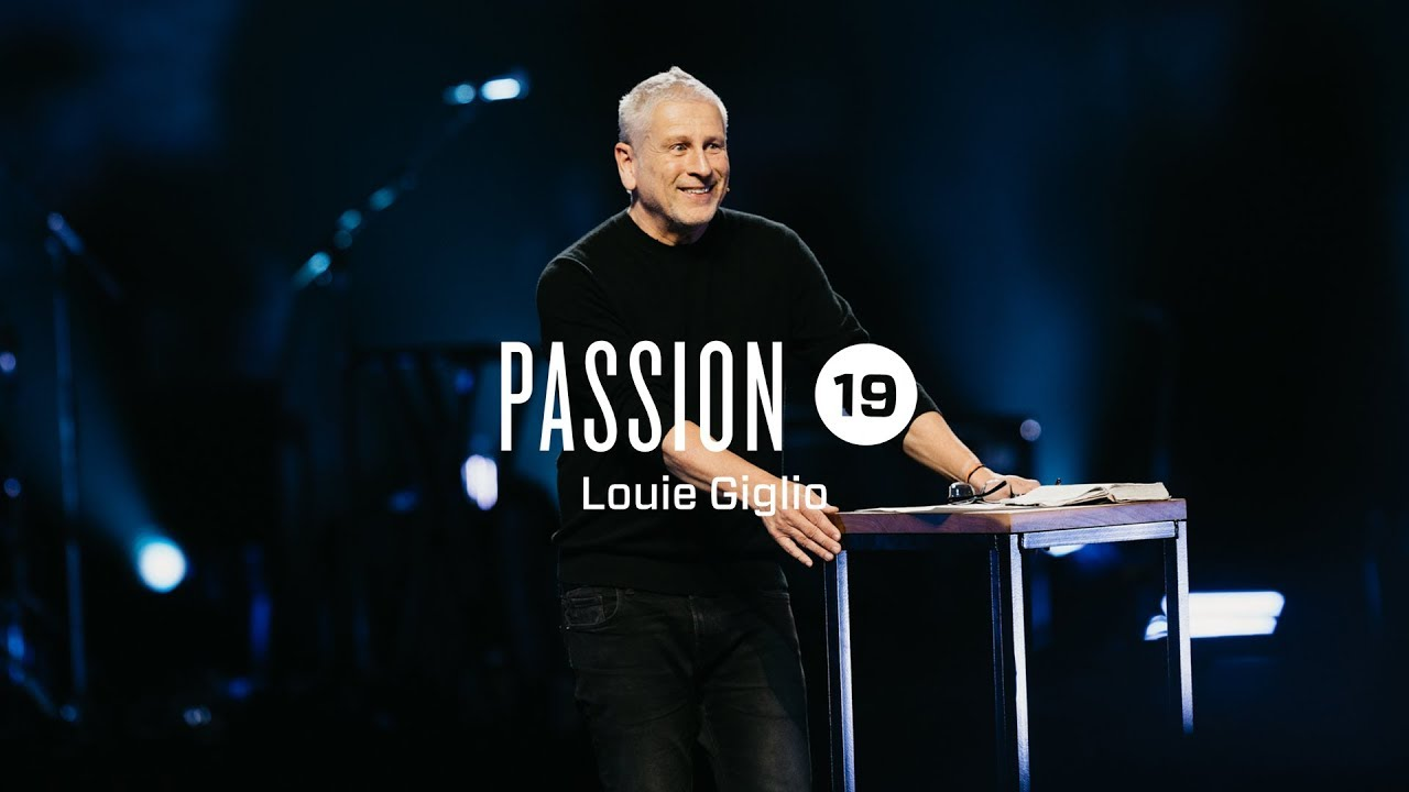 Image result for louie giglio passion 2019