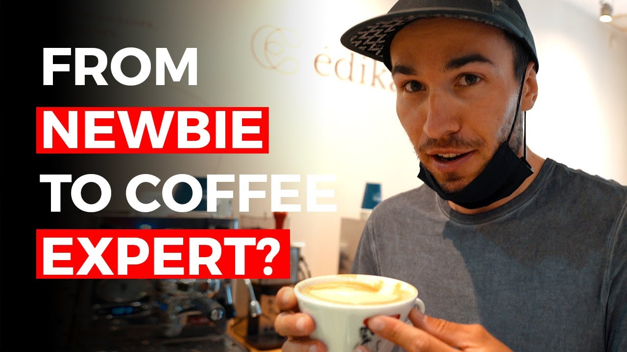 My Journey to become a Coffee Connoisseur! - A Visit at Edika Showroom