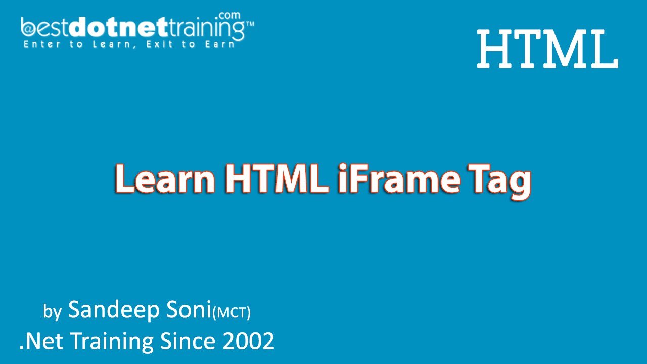 html5 iframe