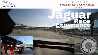 Jaguar Race Experience  Adrenaline Rush