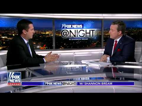 Rep Nunes discusses the end of the House Intel Committee's Russia investigation on Fox