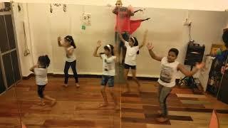 / Ae watan song / contemporary dance / choreography by Nitin Mak