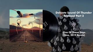 Pink Floyd - One Of These Days (Live, Delicate Sound Of Thunder) [2019 Remix] YouTube Videos