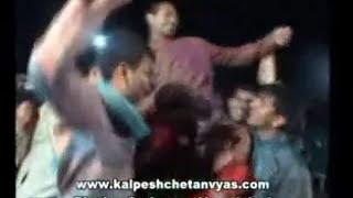 Dekha jo tuje yar in Garba babla by Rhythm Orchestra Ahmedabad  Kalpesh Vyas Chetan Vyas