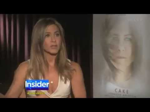 Jennifer Aniston Interview With Michael Yo On The Insider