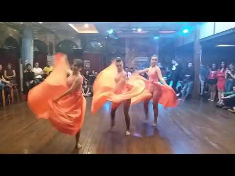 GÜLDEN & YAĞMUR & SELIN   Crypto Dance Ankara