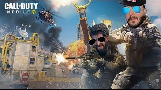 Call Of Duty Mobile: First Chicken Dinner With Naughty Khan Saab