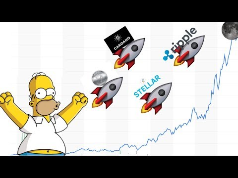 Why My Ripple, Tron (TRX) , XVG , Cordano (ADA) , & Stellar (XLM) Predictions Were Right
