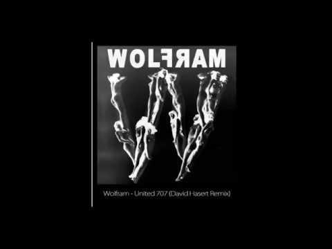 Wolfram - United 707 (David Hasert Remix) (DFA Records)