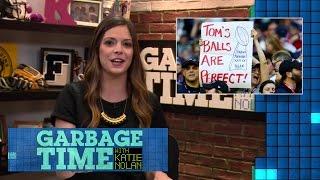 Garbage Time with Katie Nolan: May 17, 2015 Full Episode