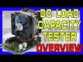 Gambar cover #29 - DC Load and Capacity tester 200V 20A overview