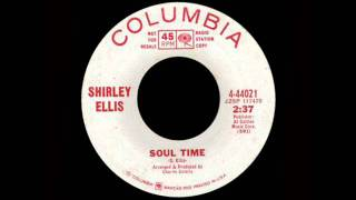 Watch Shirley Ellis Soul Time video