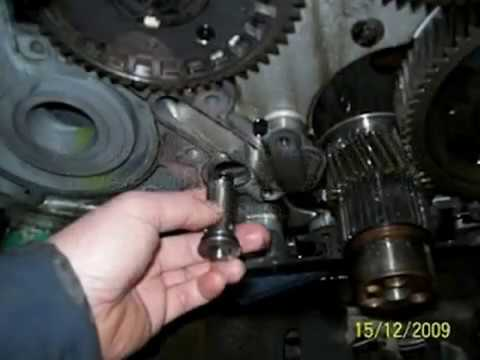 International DT 466E Engine No Start Oil Pressure Problem