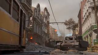 Call of Duty  WW2 Official Aachen Multiplayer Map Flythrough Trailer