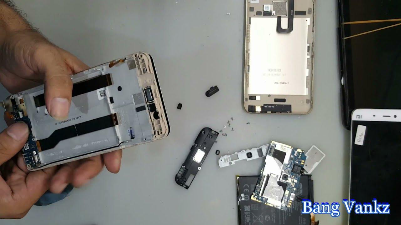 Cara Ganti LCD ASUS ZENFONE 3 MAX / ASUS ZENFONE 3 MAX LCD Repair