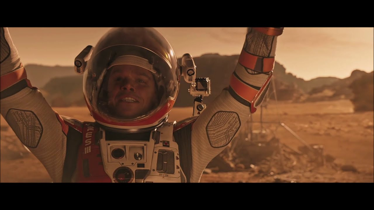 """Download The Martian (2015) """"Pathfinder"""""""