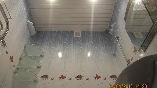 Дизайн и отделка ванной комнаты пластиком Марэ. Секреты монтажа пластика над ванной(ДИЗАЙН, РЕМОНТ И ОТДЕЛКА В УЛЬЯНОВСКЕ - https://www.youtube.com/user/themostfamousMASTER В этом видео рассматривается процесс..., 2015-04-15T13:28:30.000Z)