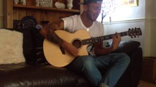 "O Town "" All or nothing "" Jake Quickenden cover"