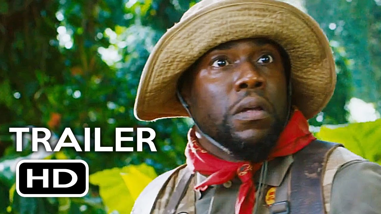 Download Jumanji 2: Welcome to the Jungle International Trailer #1 (2017) Dwayne Johnson, Kevin Hart Movie HD