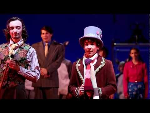 Finale - Willy Wonka Musical - Staples Players