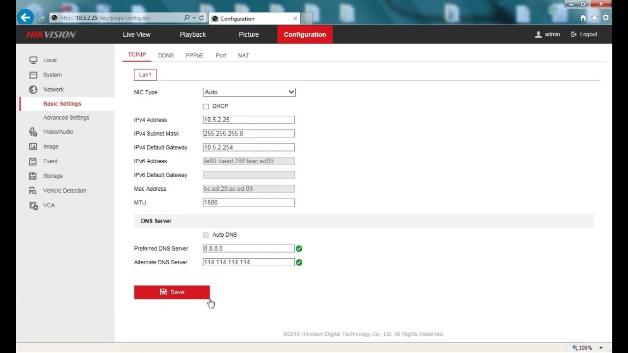 How To Enable Hikvision Hik Connect Using A Web Browser