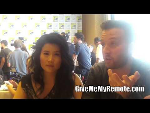 SCORPION: Jadyn Wong and Eddie Kaye Thomas on Toby and Happy's Relationship, Season 2