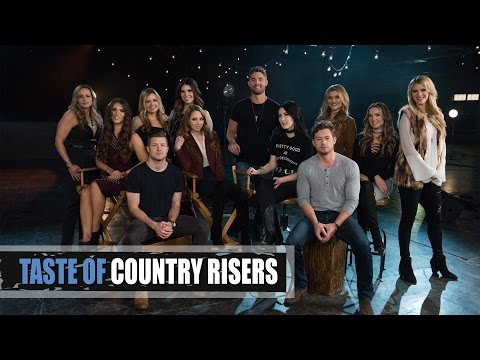 Meet the RISERS - Country Music's Next Generation