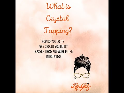 Ever wanted to know what EXACTLY is #CrystalTapping?