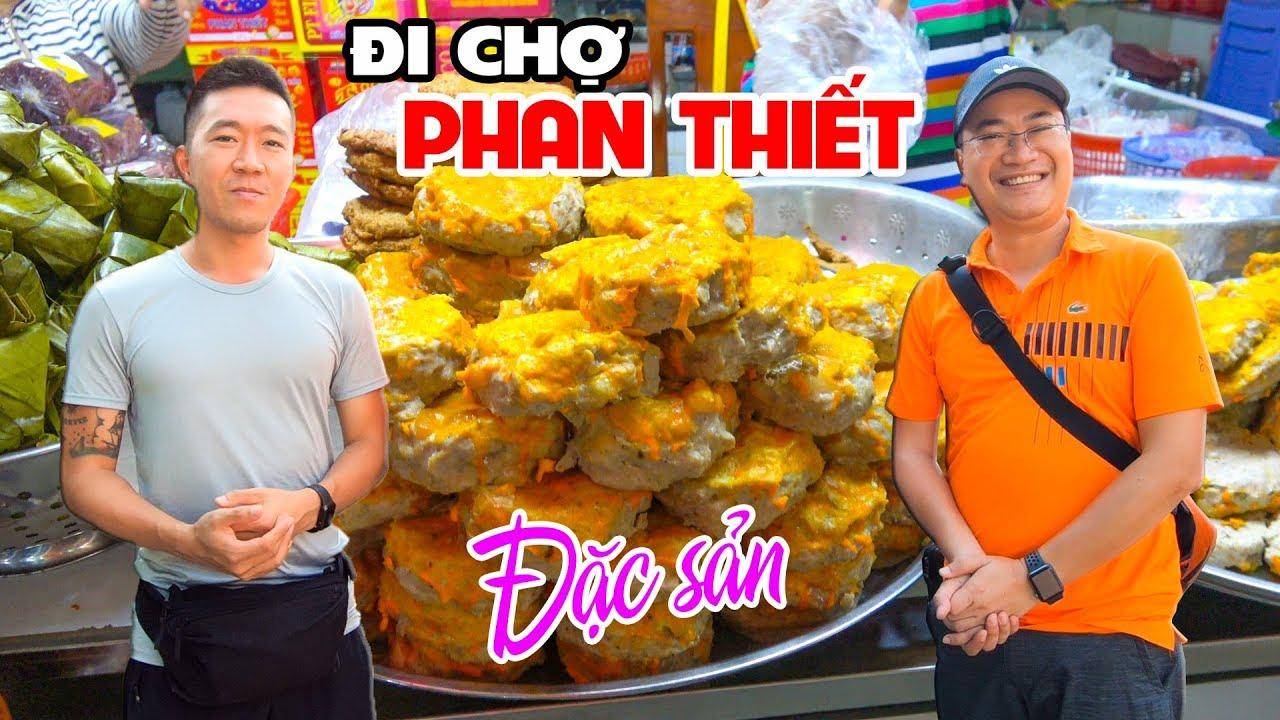 Khám phá Đặc sản và Hải sản Chợ Phan Thiết Bình Thuận | DU LỊCH PHAN THIẾT