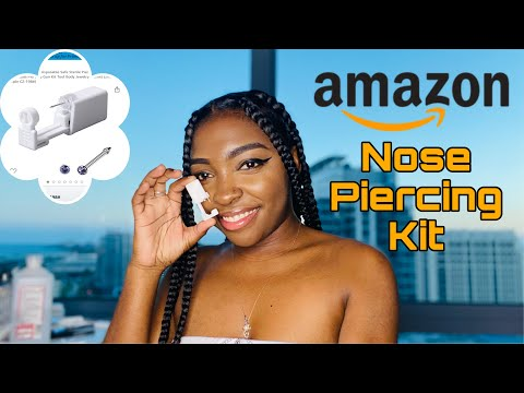 Nose Piercing Kit - Nose Piercing Kit Where Can i Find? **2021 Piercing
