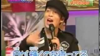ATSUSHI SHUN MAKIDAI USA MATSU HIRO 藤井隆 新庄剛志大塚愛.