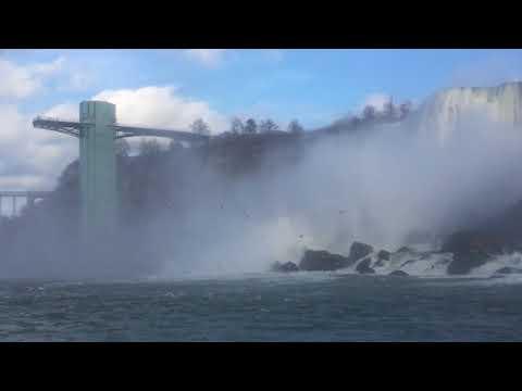 Niagara Falls Ontario Canada Ferry Part 6