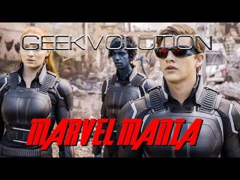 Marvel Mania Day 45 | X-Men Apocalypse