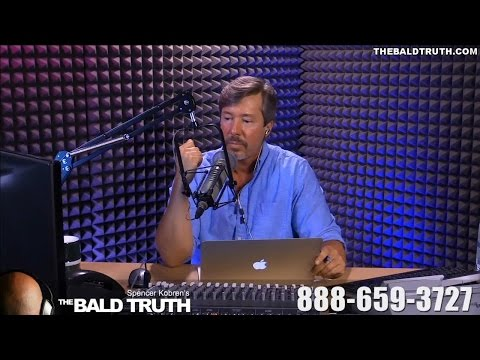 Spencer Kobren's The Bald Truth Ep. 103 - Hair Loss, Time We'll Never Get Back 9-9-14