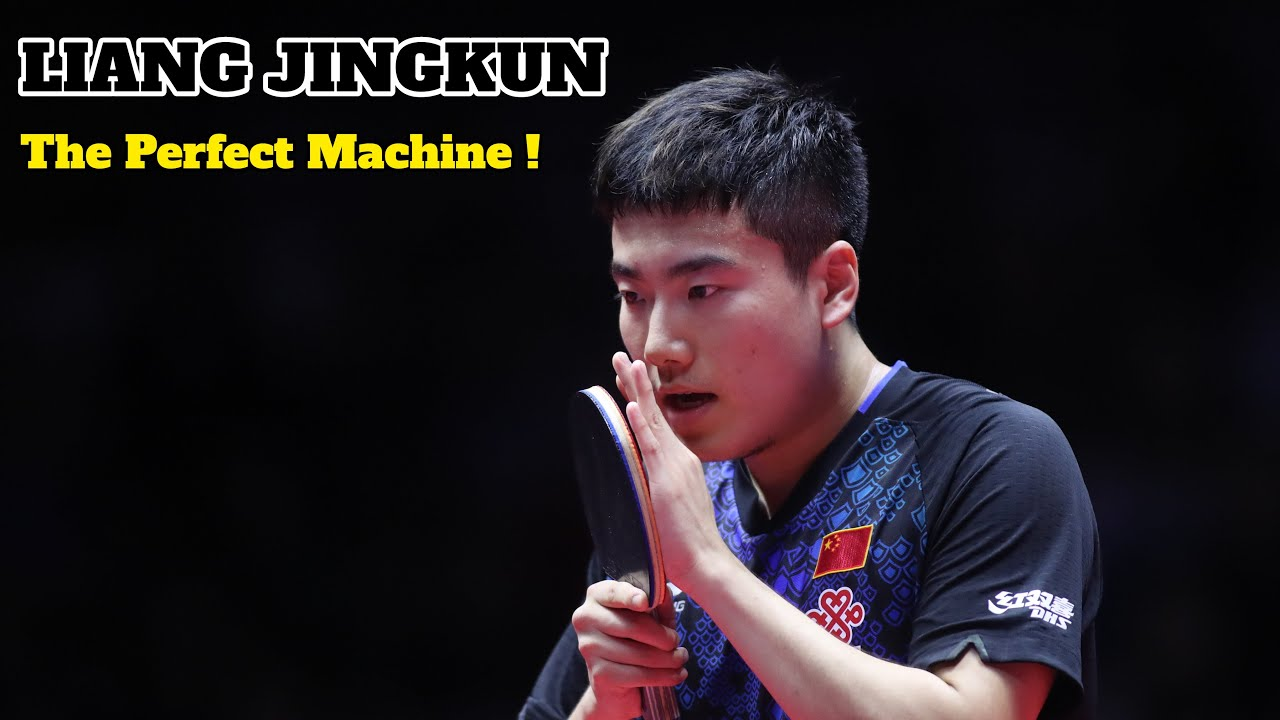Download Liang Jingkun - The Perfect Machine Of Chinese Team !