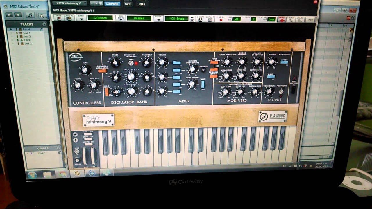 Audiomedia/pro tools.