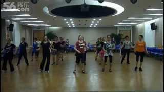 La Cucamarcha - Line Dance (Dance & Teach)