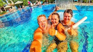 Турция VIP ТУРИСТЫ ЖИРУЮТ в ЛУЧШЕМ ОТЕЛЕ АНТАЛИИ Ramada Resort Lara 5 Отдых в Турции осенью