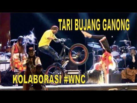 Tari Bujang Ganong Kolaborasi Freestyle BMX (Reog Ponorogo) #WNC