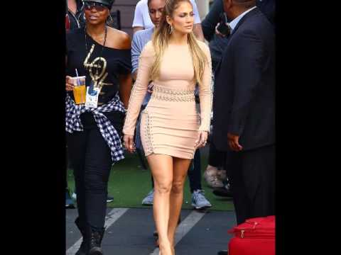 lopez short dress Jennifer