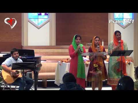 Tera Rab Mera Rab Sota Nahin - Psalm 121 | Hindi Christian Song |  Heavenly Grace Indian Church|