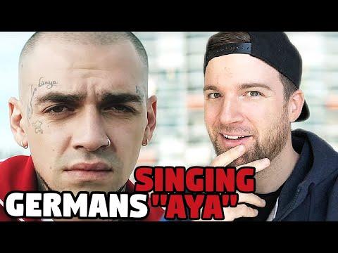 Deutsche reagieren auf AYA (Ezhel & Murda) und singen! |FRESH BOXX TV