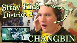 Video Stray Kids - District 9 MV Reaction [CHANGBIN IS THE BEST RAPPER EVER] download MP3, 3GP, MP4, WEBM, AVI, FLV Agustus 2018