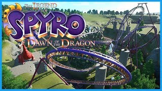 SPYRO: The Lost Eggs! Coaster Spotlight 407 | Contest Entry #PlanetCoaster