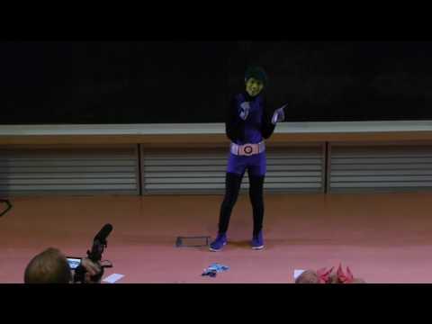 related image - Nihon Breizh Festival 2017 - Cosplay Dimanche - 06 - Teen Titan